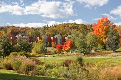 Durham Park on campus